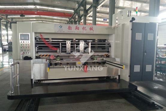高速印刷机