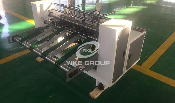 Corrugated Partition Slotting Machine